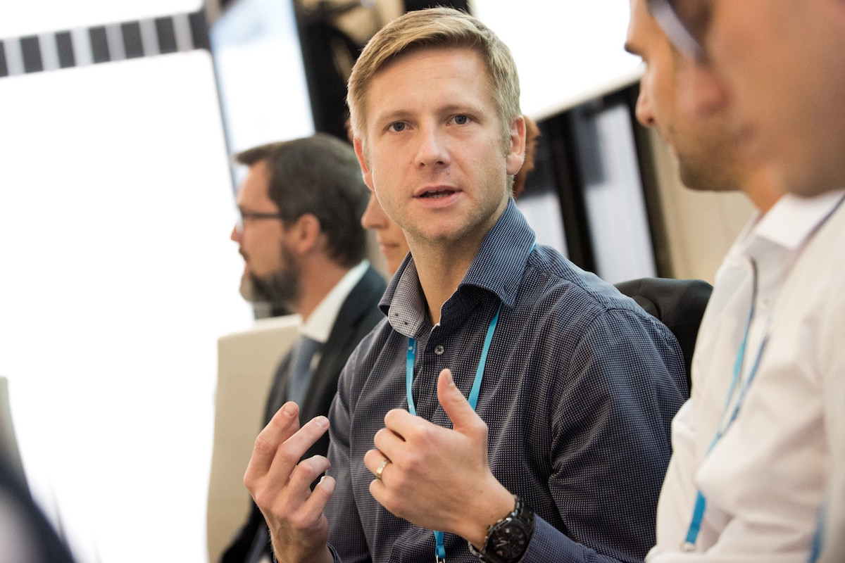 Jakub Mikeš z Unileveru na konferenci Retail in Detail. Foto: David Bruner