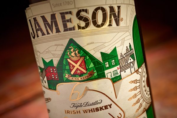 Irská whiskey Jameson uvádí na svatého Patrika limitovanou edici Original