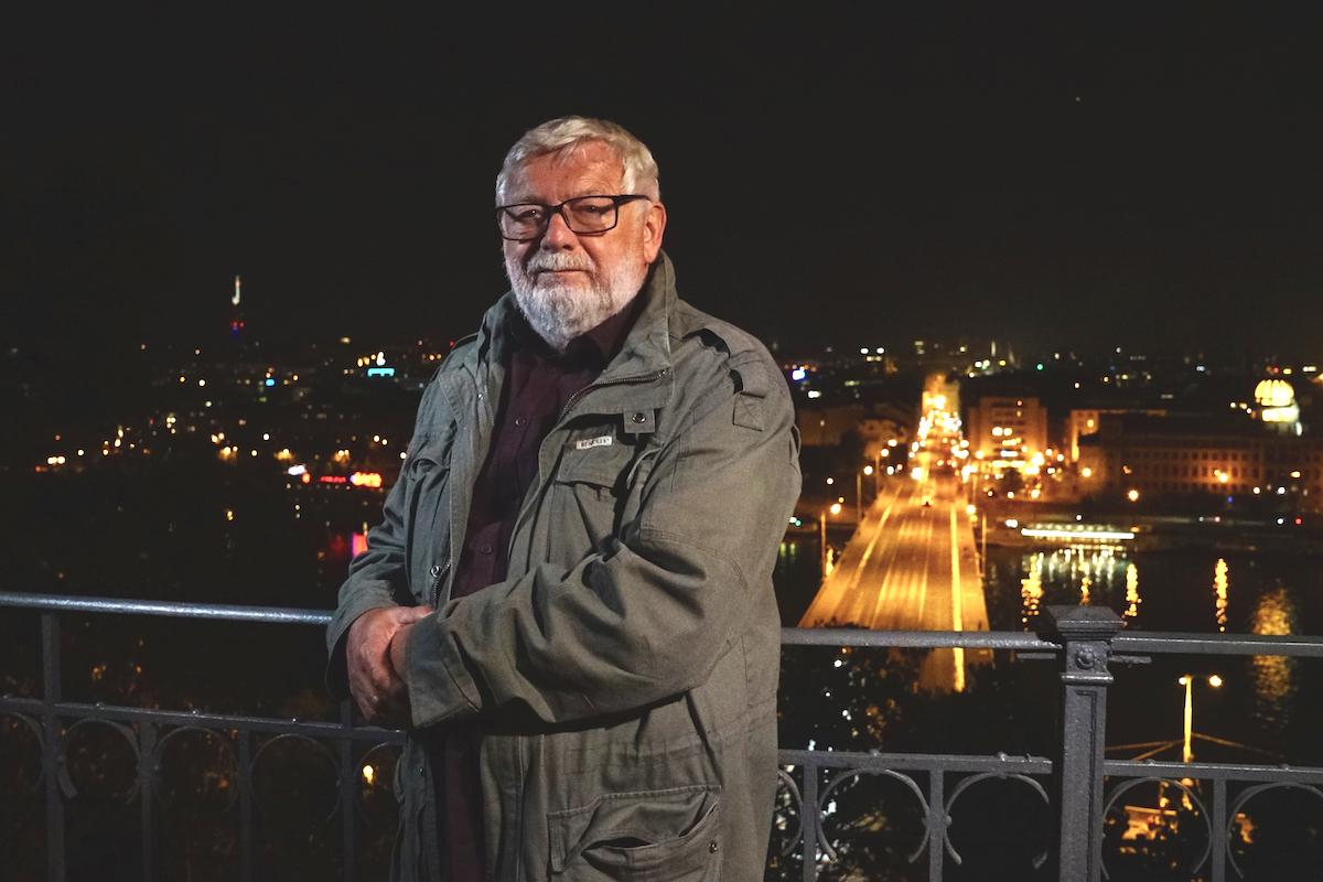 Josef Klíma jako jedna z hlavních tváří podzimu na Televizi Seznam