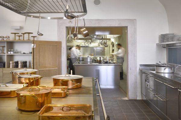 Ambiente otevřelo novou restauraci Kuchyň na Pražském hradě
