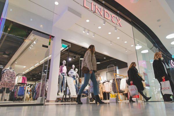 Lindex otvírá na Andělu svou největší prodejnu ve střední Evropě