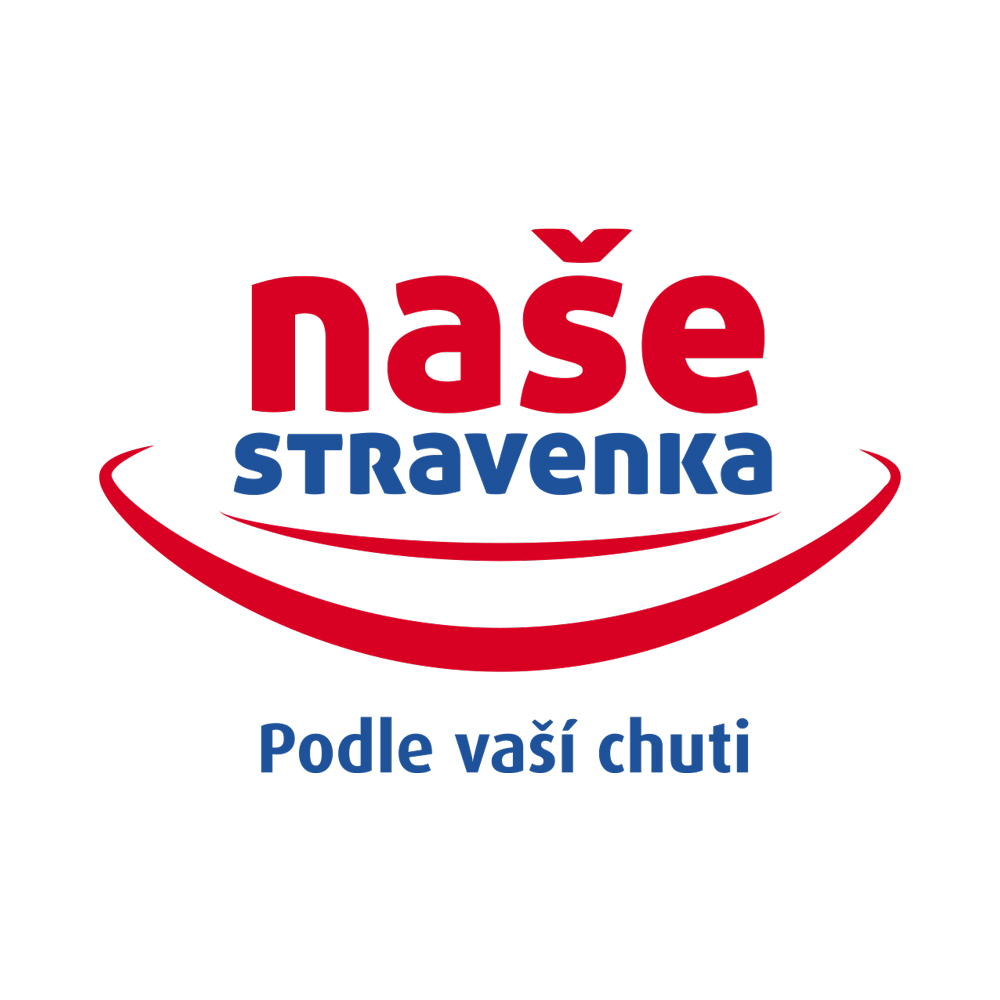 Logo nové poukázky Naše stravenka