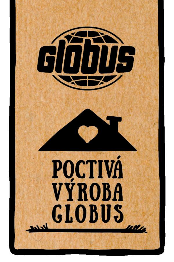 Logo nové privátní značky Globusu