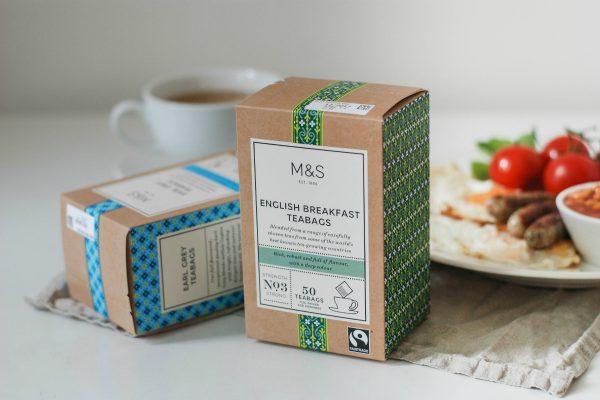 Potraviny Marks & Spencer jsou k dostání přes Rohlik.cz
