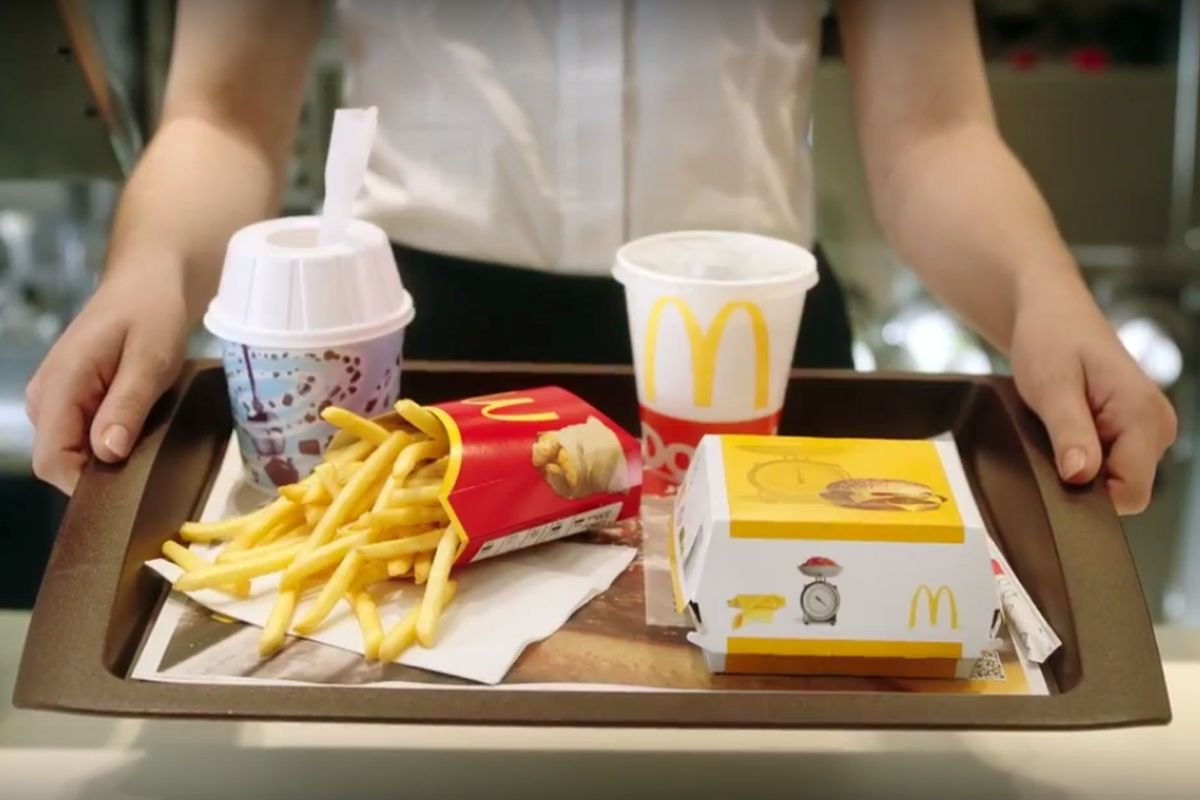 Kampaň McDonald's