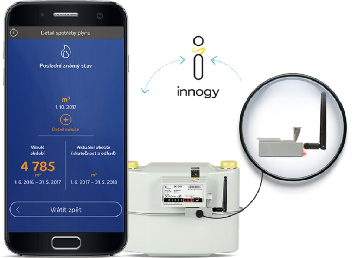K využívání aplikace Innosvět je potřeba speciální měřidlo