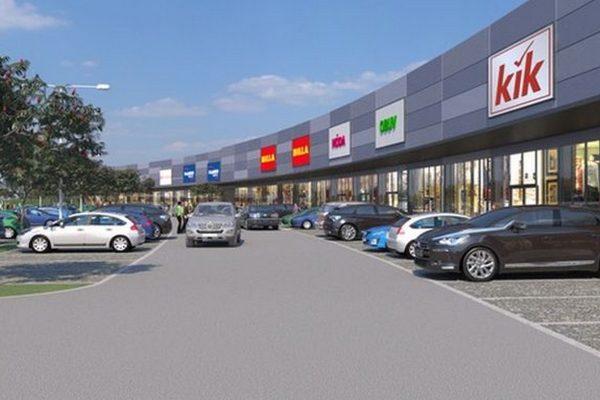 V pražských Štěrboholích na konci letoška otevře nový retail park