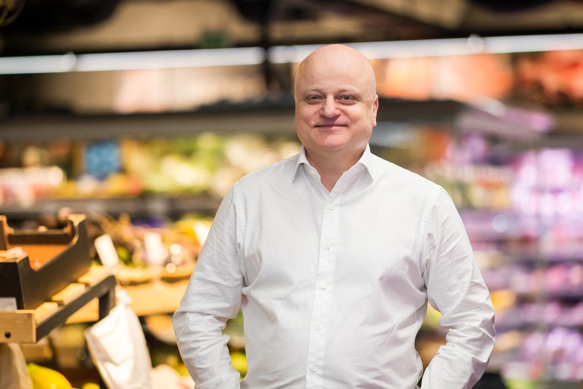 Dušan Mrozek. Foto: Vojta Herout