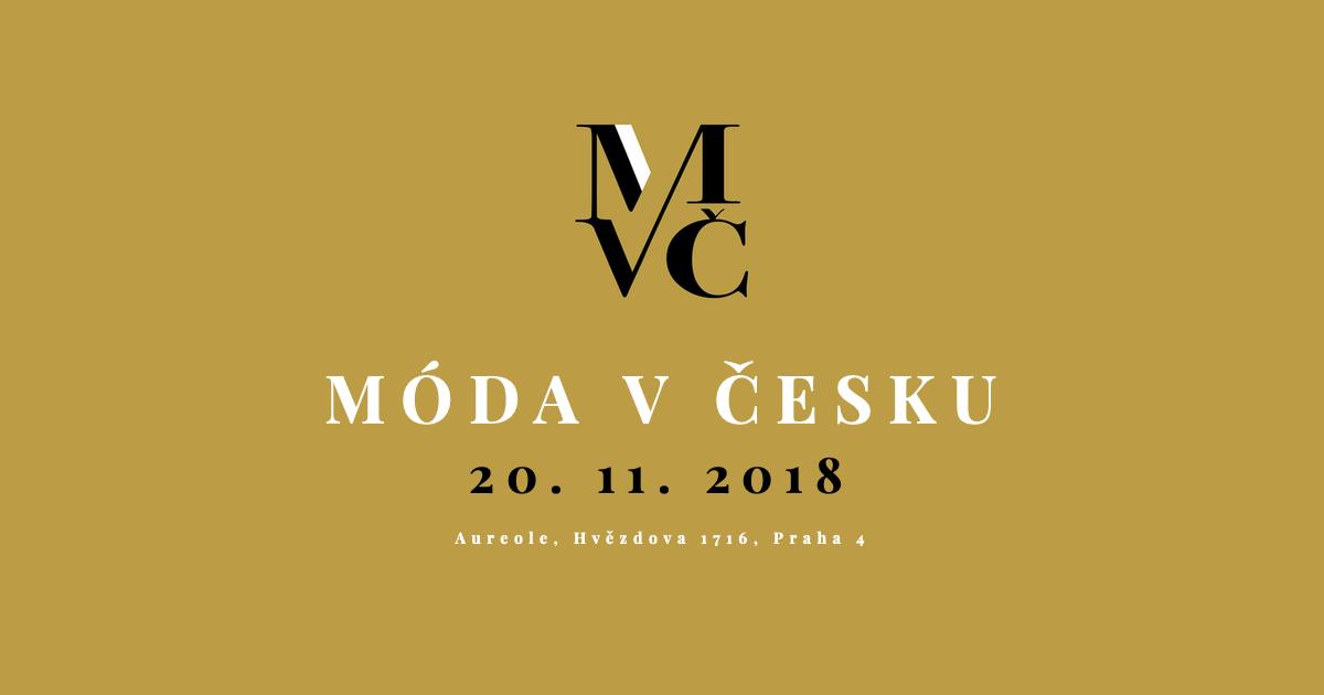 Móda v Česku 2018