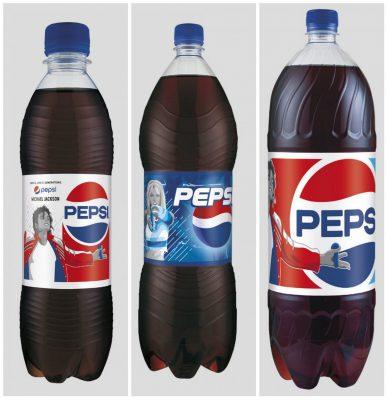 Limitovaná edice Pepsi