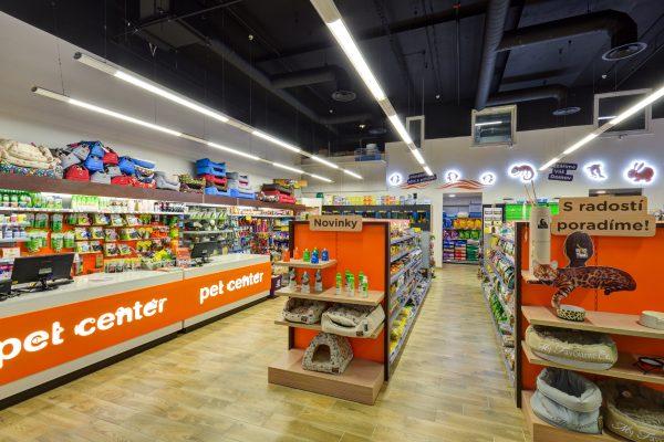Pet Center otvírá v Banské Bystrici druhou tamější prodejnu