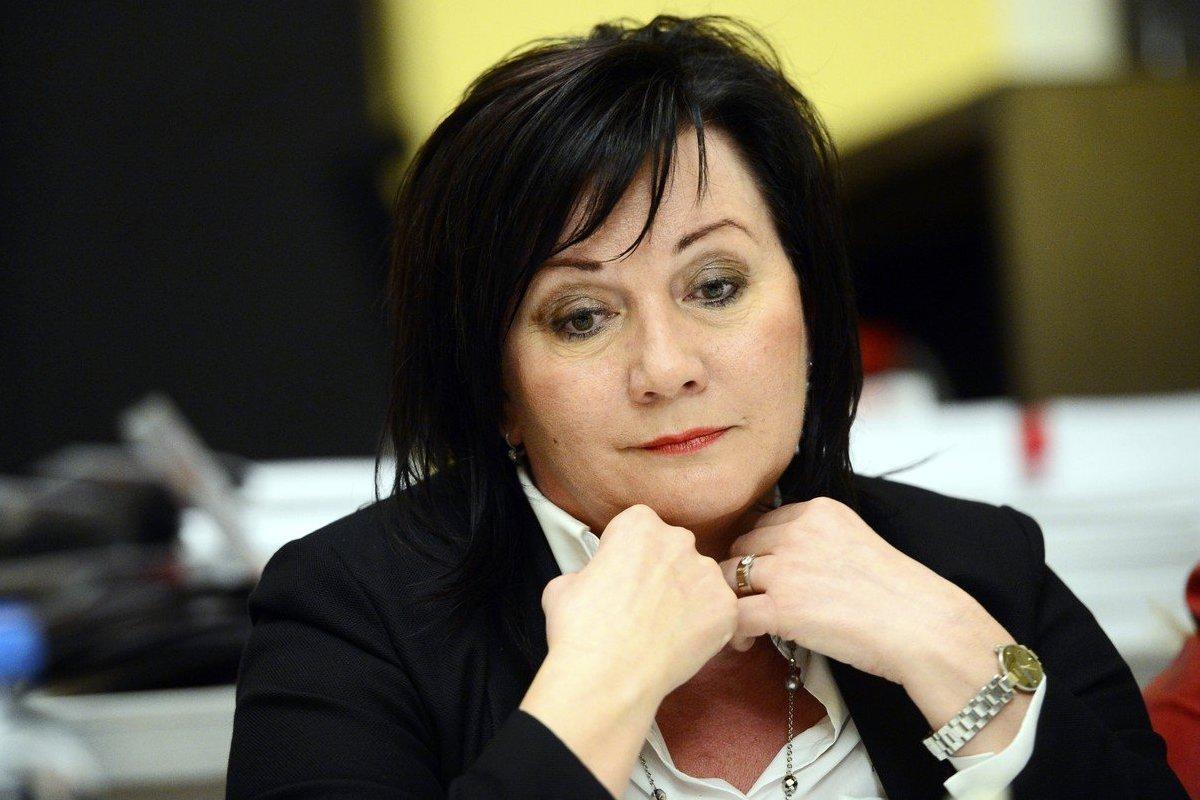 Ministryně financí za ANO Alena Schillerová. Foto: Profimedia.cz