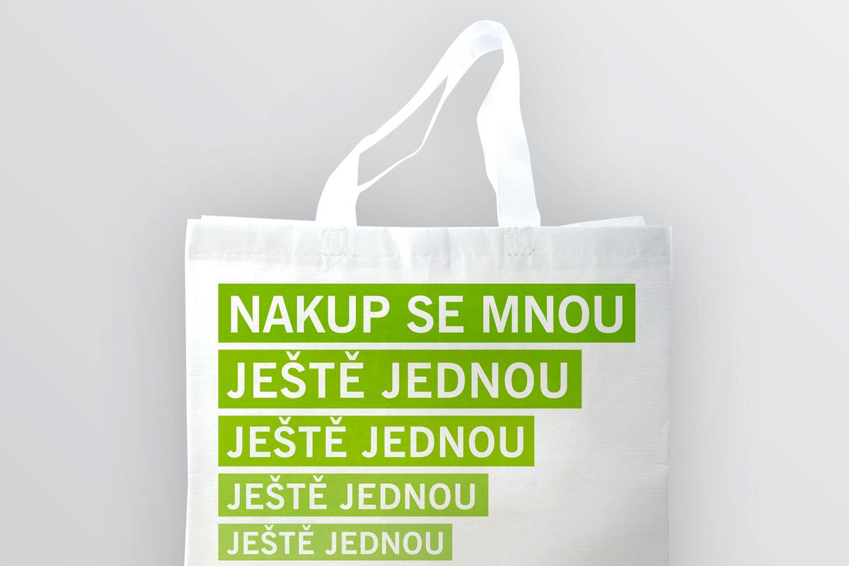Nový typ tašky od Lidlu