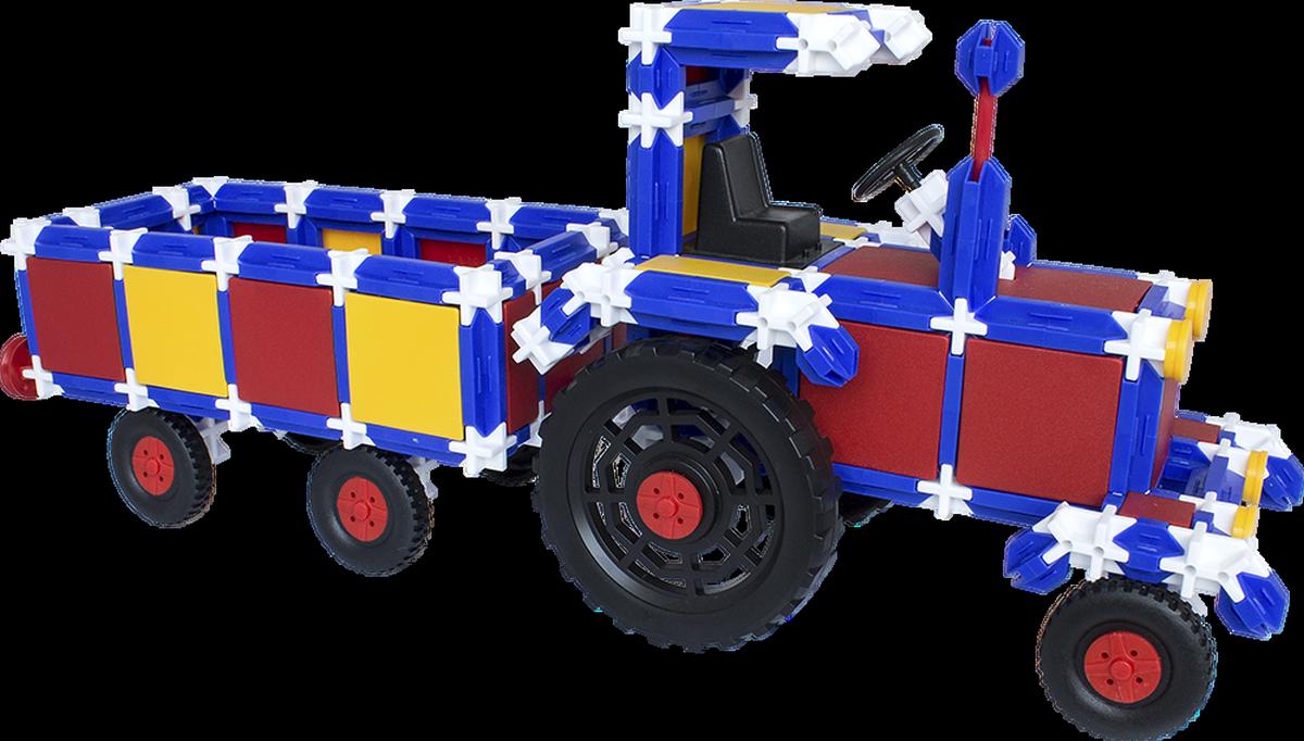 Traktor značky Seva