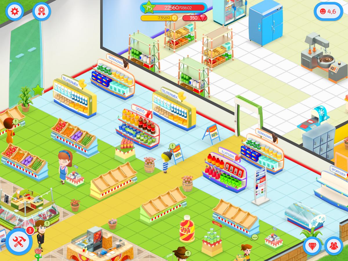 Tesco spustilo herní aplikaci pro ty, kteří si chtějí vyzkoušet práci manažera prodejny
