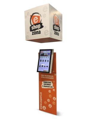 Nové E-shop zóny v prodejnách Expert Elektro