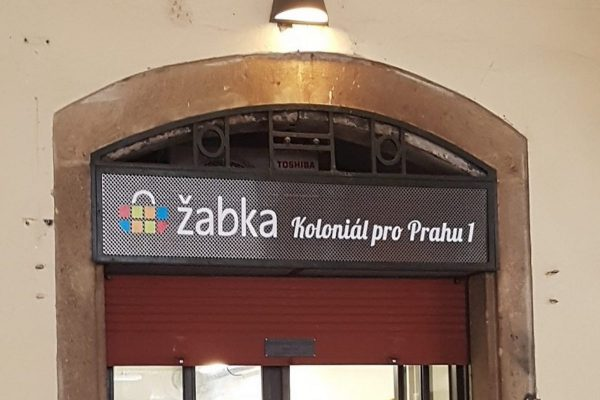 Žabka má novou prodejnu v Havelské, jako Koloniál pro Prahu 1