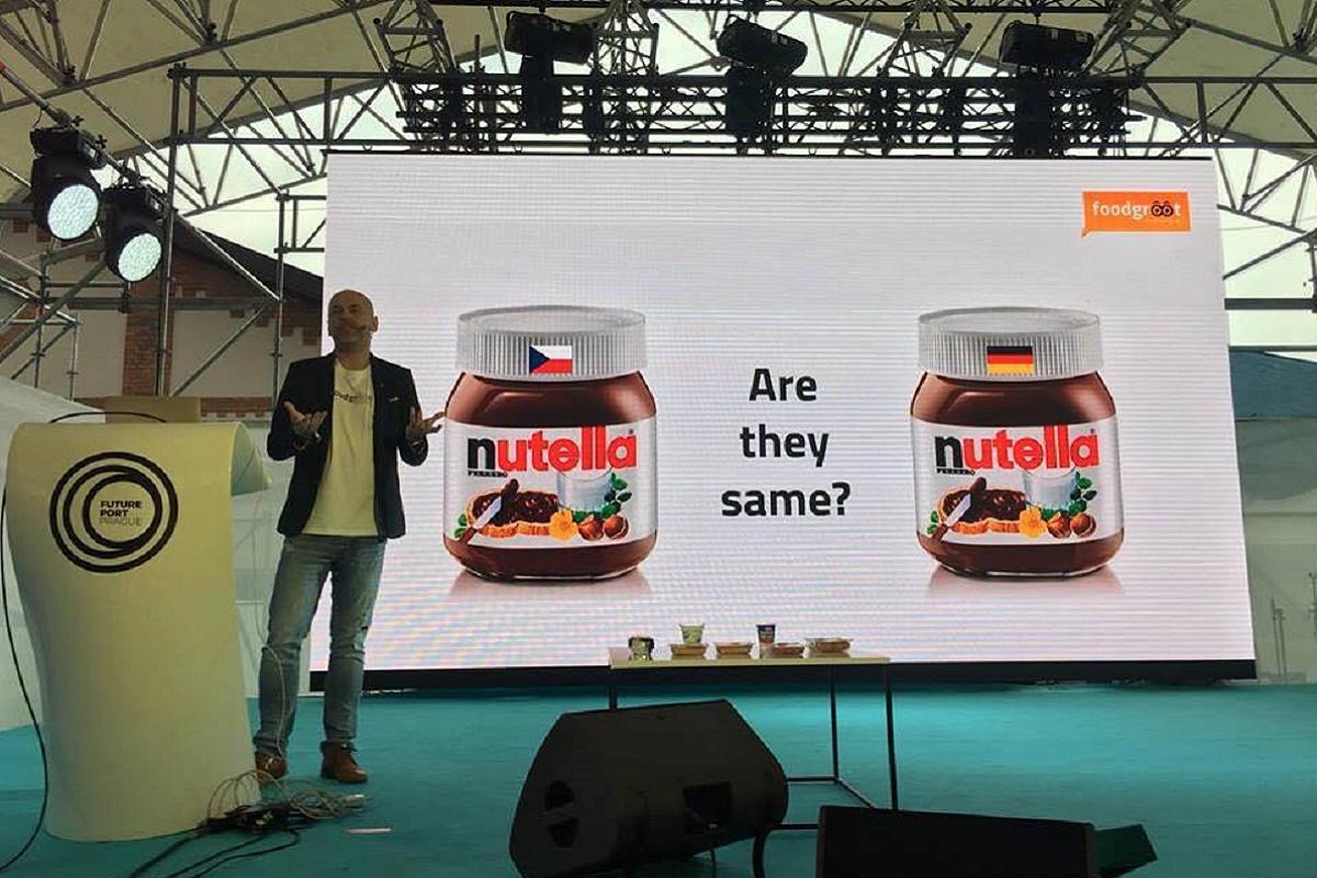 Srovnávač Foodgroot slibuje odhalit, zda se od sebe liší česká a německá potravina