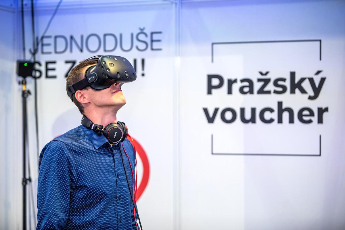 Pražský voucher. Foto: Stanislav Pecháček