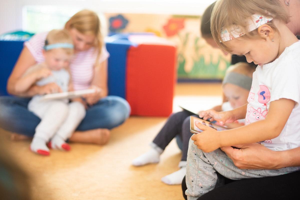 Tamtam se při tvorbě aplikací snaží, aby se do hry zapojili děti i rodiče