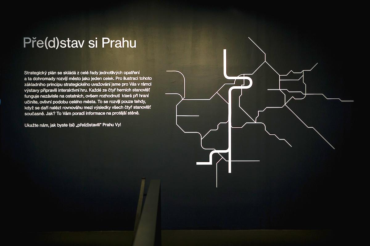 Návod. Institut plánování a rozvoje hl. m. Prahy: Pře(d)stav si Prahu (Oficina)