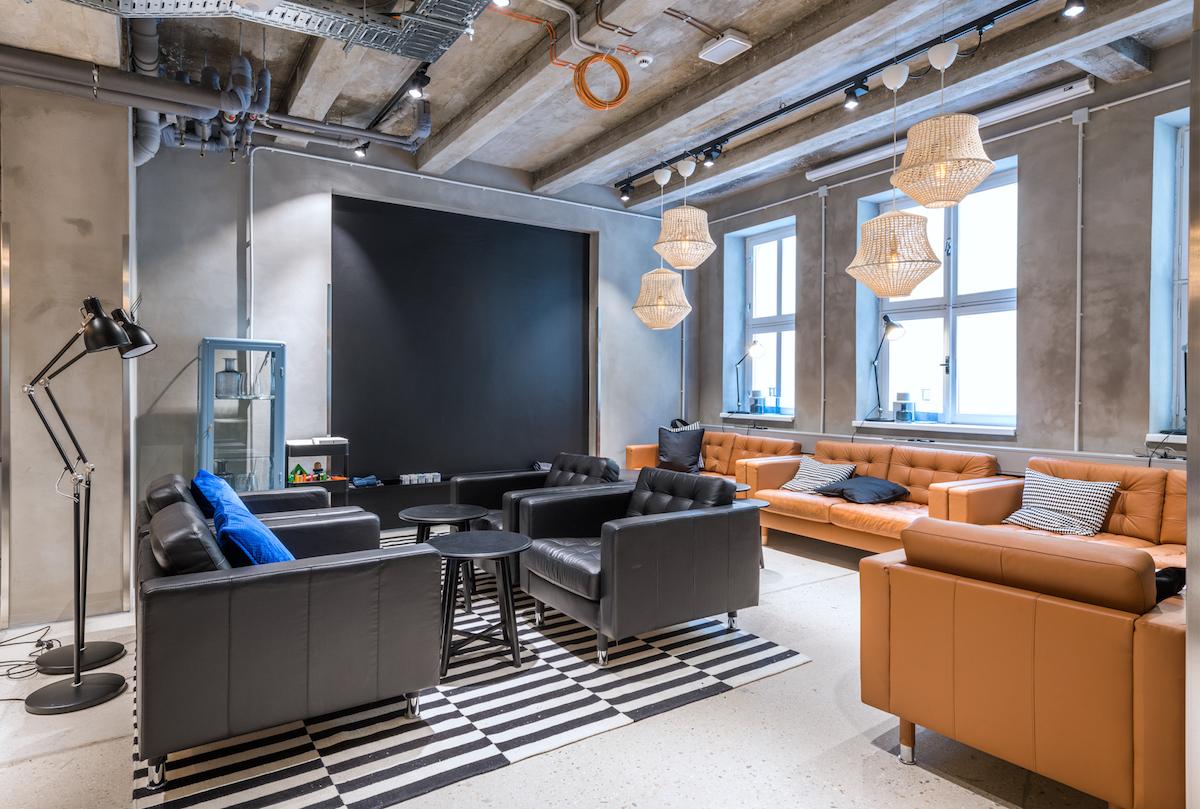 Součástí konceptu Ikea Point je i kavárna