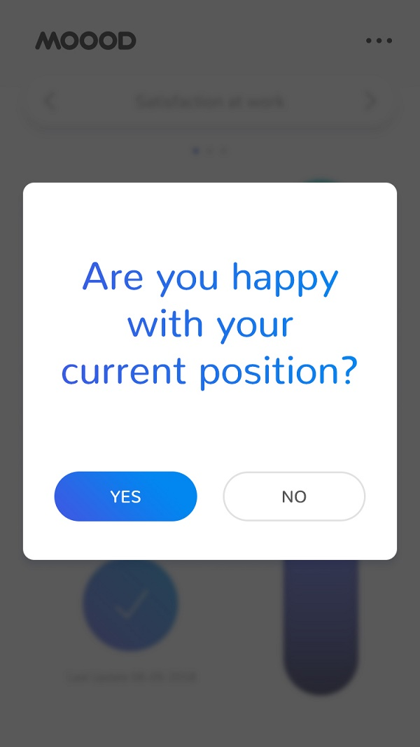V aplikaci lze nastavit i konkrétní otázky