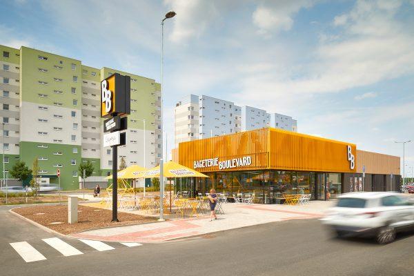 Bageterie Boulevard zavádí nákup z auta BB Drive, ve svých samostatných restauracích