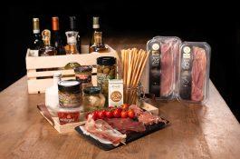 Wine Food začal italské lokální potraviny prodávat přes e-shop Košík.cz
