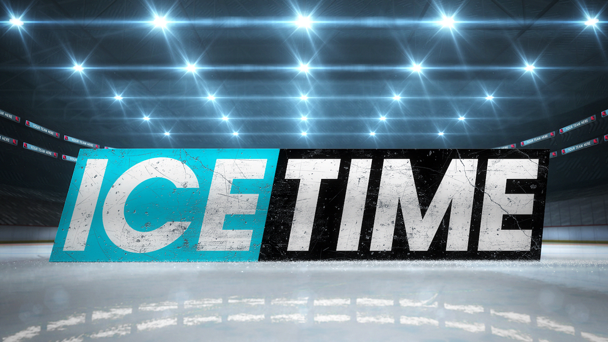 Logo magazínu Ice Time