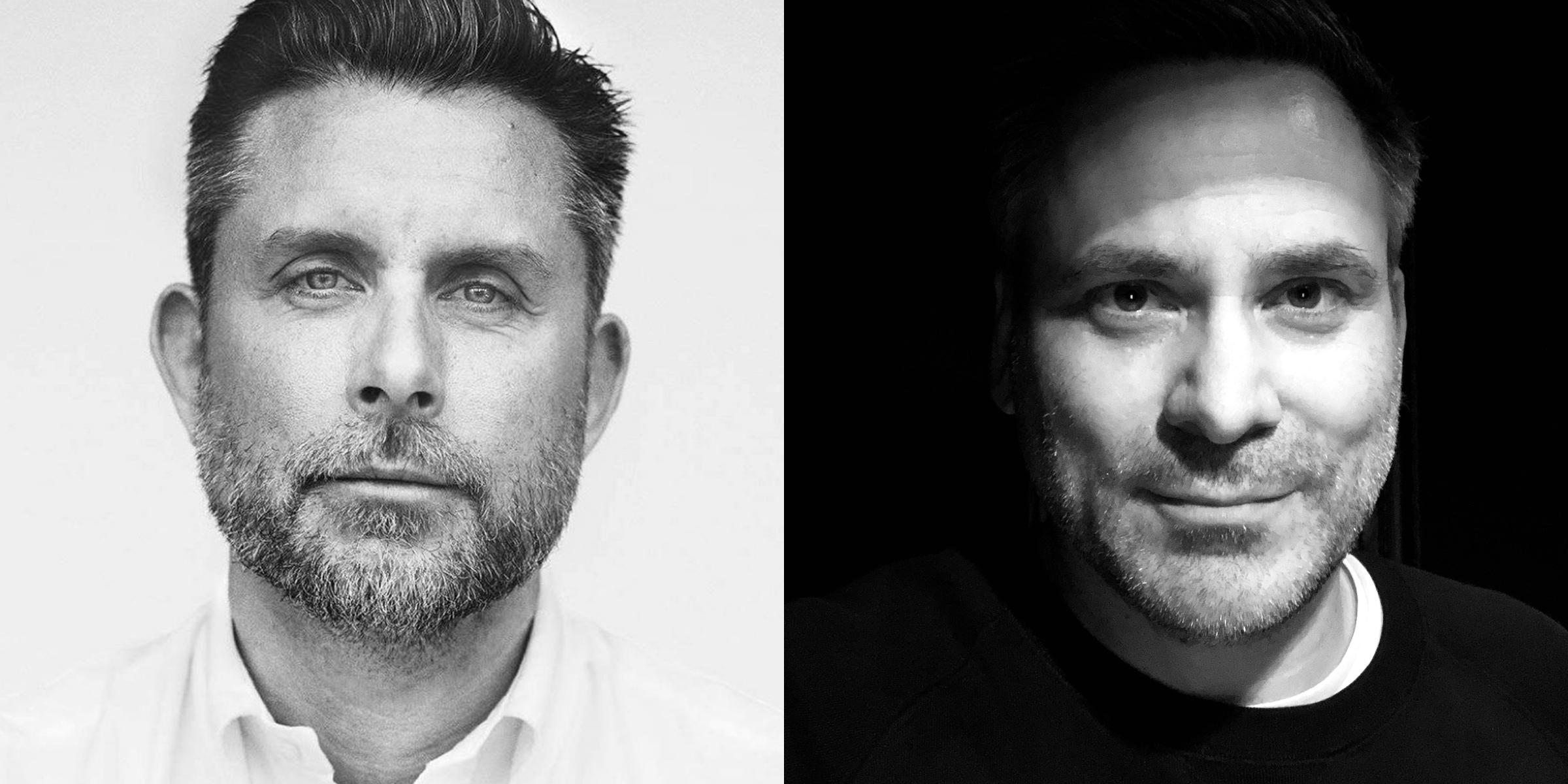 Johan Pihl a Mathias Wikström