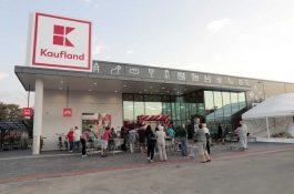 Ve Šternberku u Olomouce otvírá 130. prodejna Kauflandu v Česku