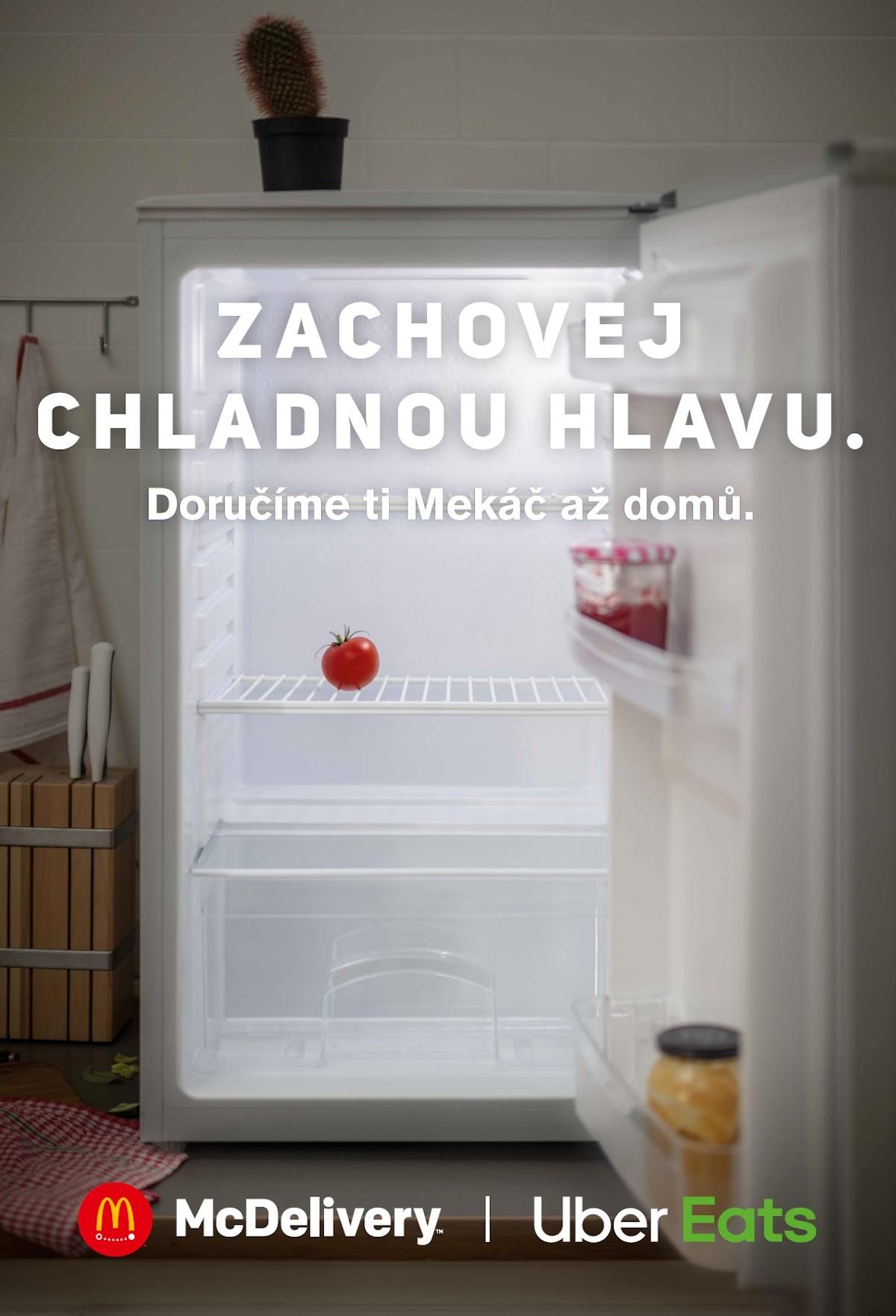 McDonald's: McDelivery na venkovním nosiči CLV (DDB)