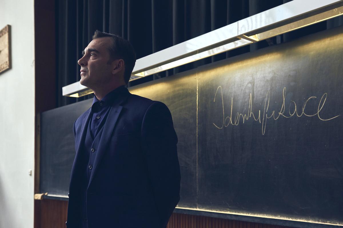 Pavel Řezníček jako Jáchym Tauber alias Profesor T. Foto: TV Nova