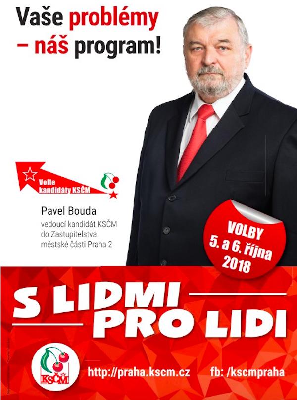 Vaše problémy - program KSČM