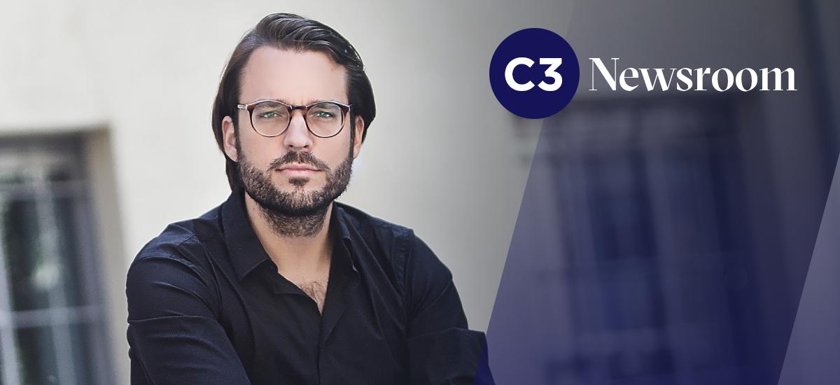 Daniel Libertin, datový analytik C3 Creative Code and Content