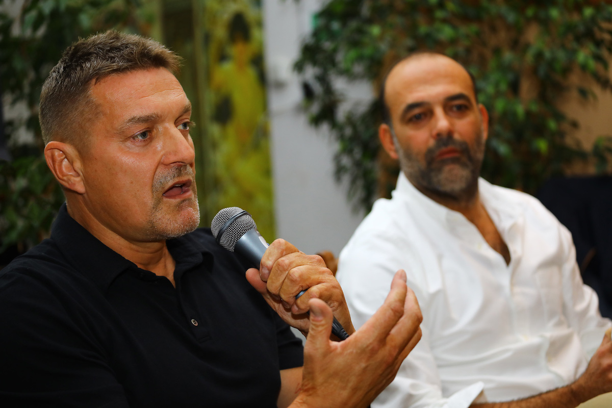 Petr Havlíček a Robert Peňažka. Foto: Karel Choc