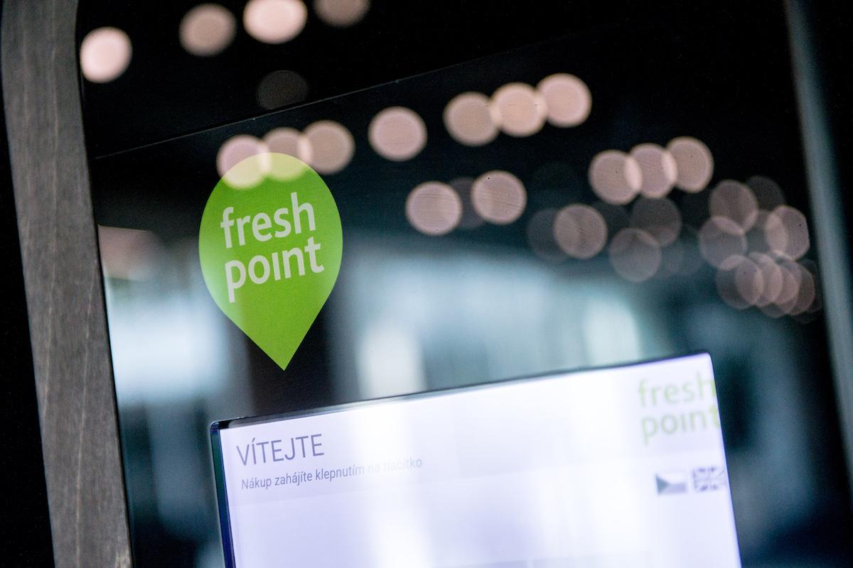 Automat Fresh Point