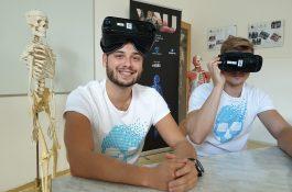 Virtual Medicine přichází do středních škol, vyučuje anatomii trojrozměrně