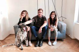 Brainz přijali dvě ženy a designéra z Londýna