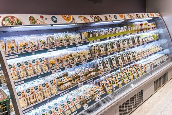 Albert ve svých marketech zavádí sekce rychlého občerstvení Fresh Bistro