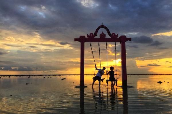 Jak Fragile vyzkoušela vzdálenou kancelář na Bali