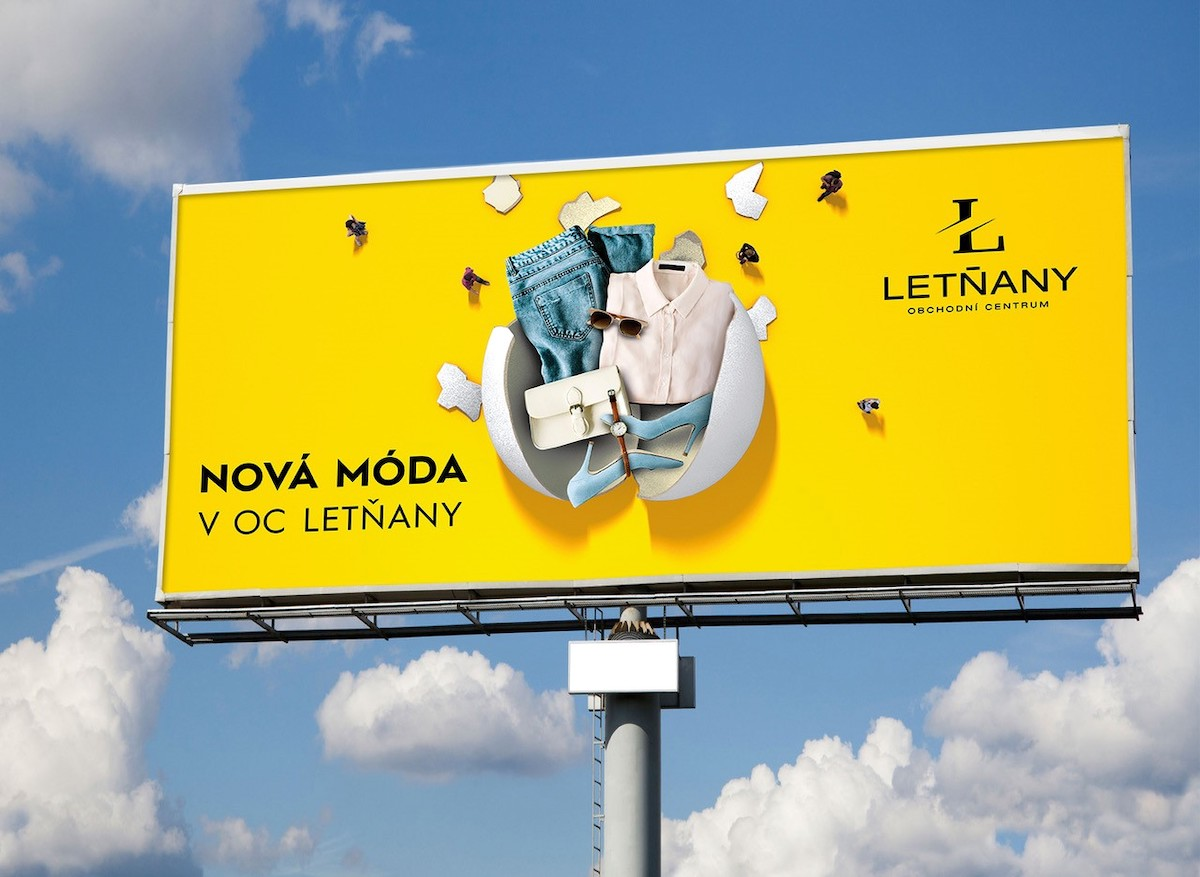 Kampaň rekonstruovaného centra Letňany