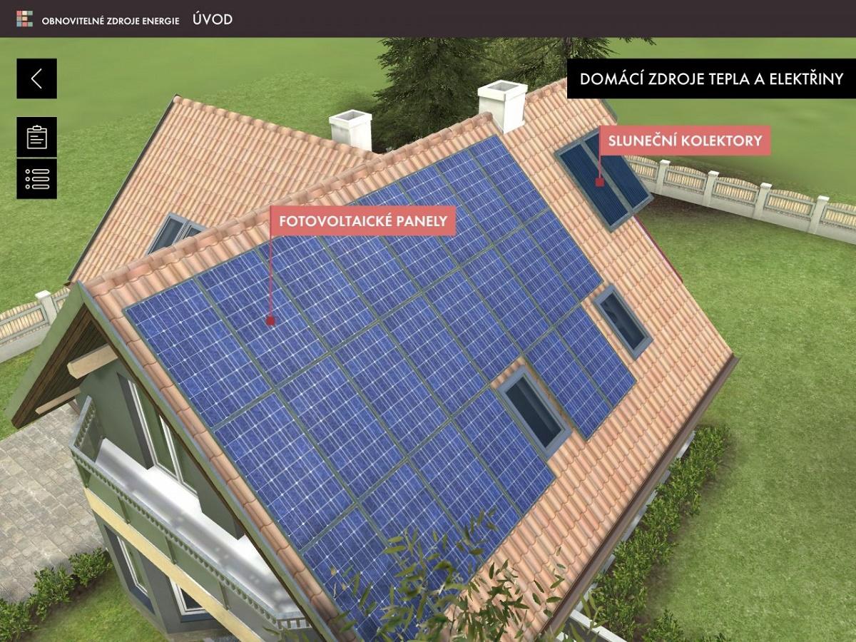 Možnosti využití obnovitelných zdrojů energie v domácnosti