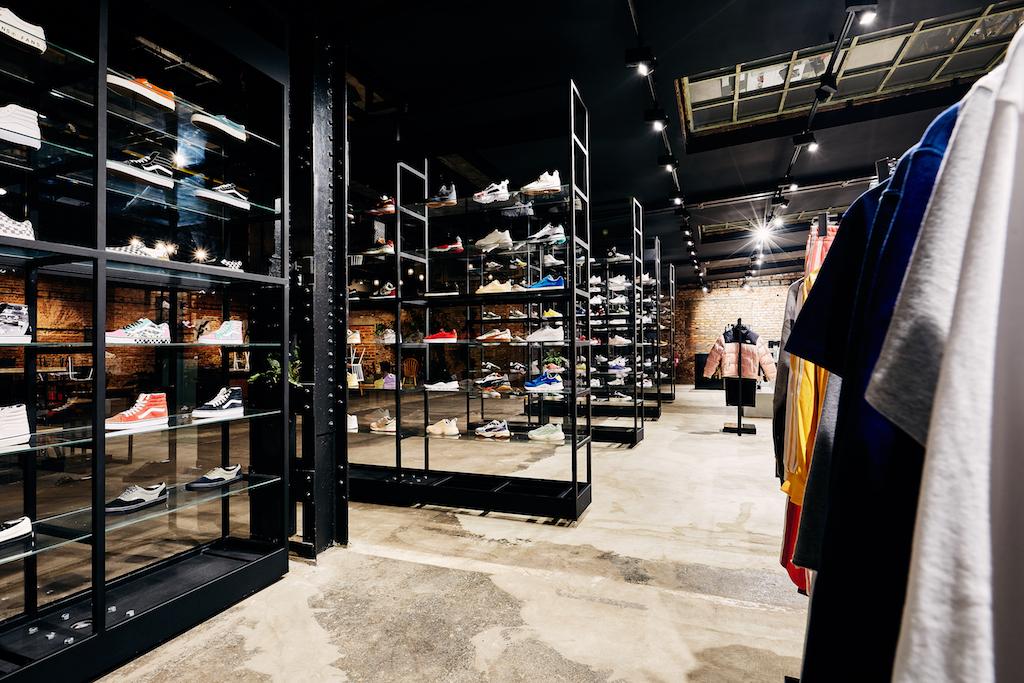 Nový design Footshopu ve Vnitroblocku