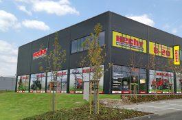Zahradní specialista Hecht otvírá prodejnu ve Znojmě, vareálu Technoparku