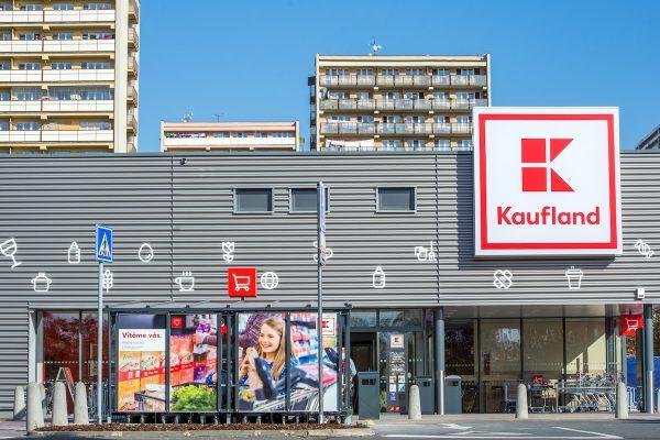Kaufland otvírá další přestavěnou prodejnu, tentokrát v Karviné