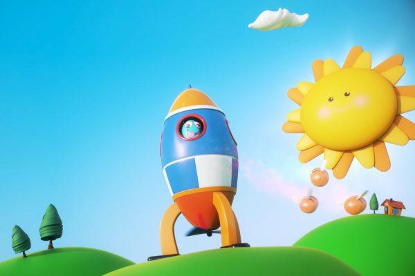 Hudební Lala TV pro děti startuje 1. dubna u UPC