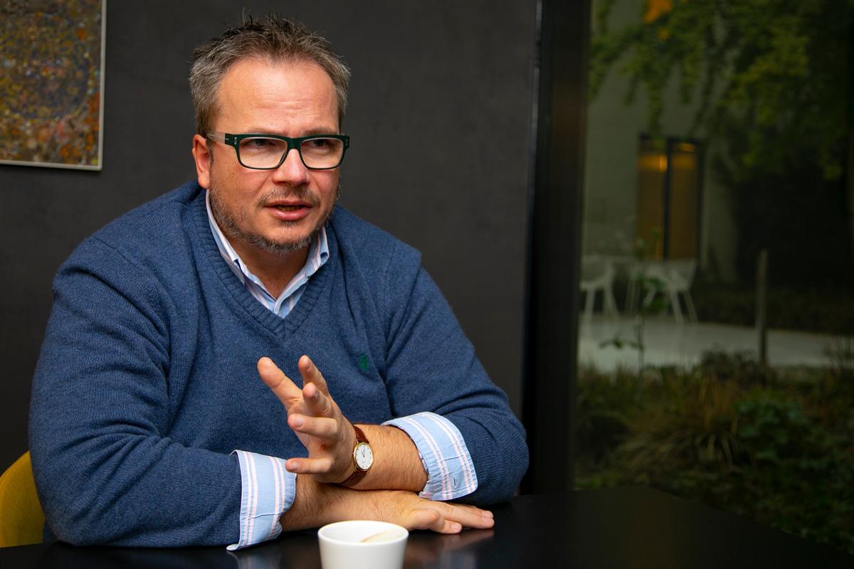 Martin Hošek. Foto: Karel Choc
