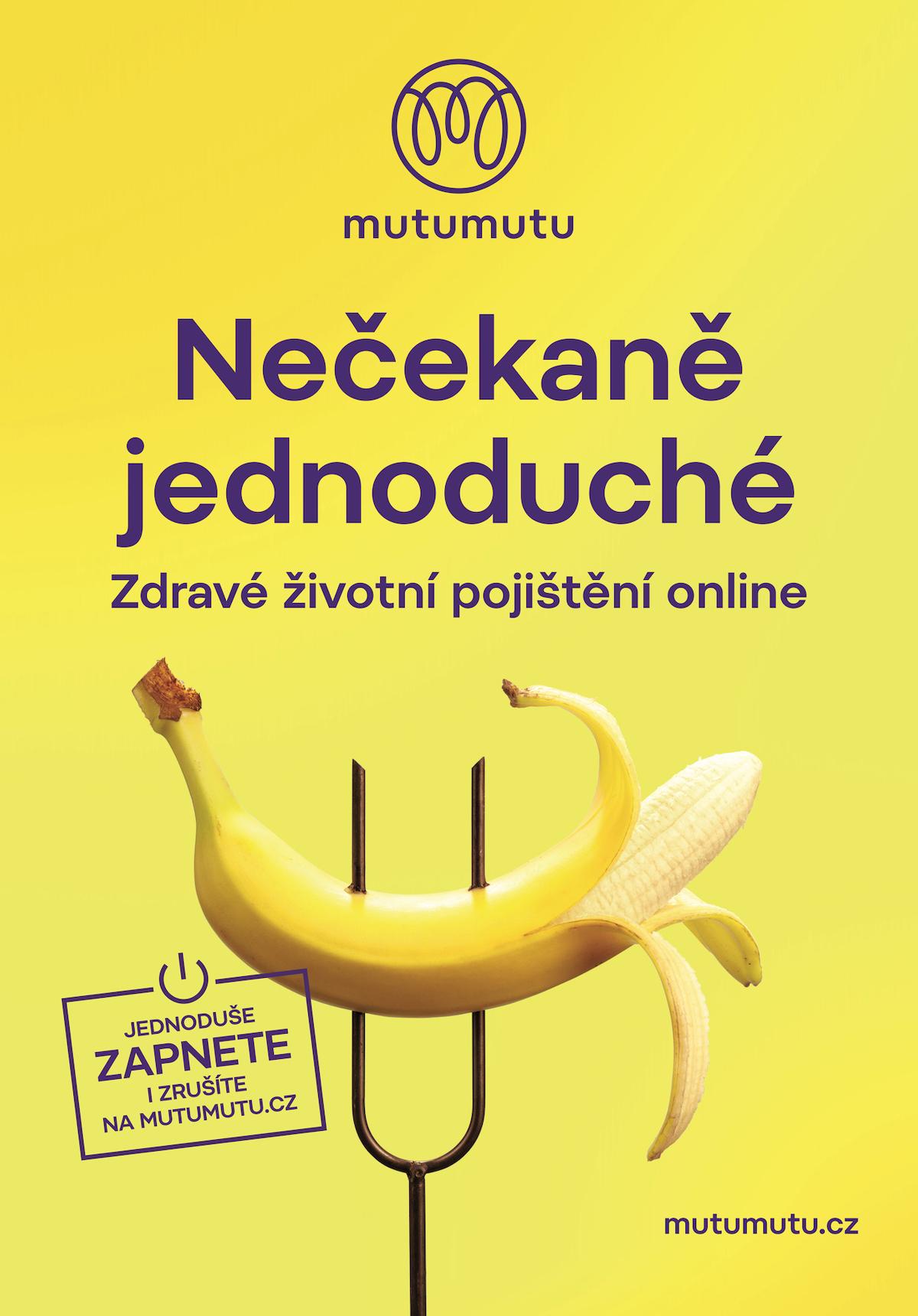 Mutumutu: Banán (Creative Dock)